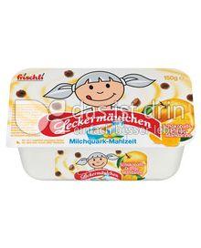 Produktabbildung: frischli Leckermäulchen Schokoballs-Orange-Mandarine 150 g