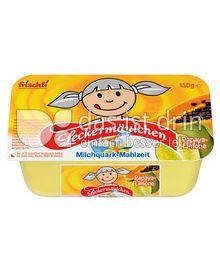 Produktabbildung: frischli Leckermäulchen Papaya-Limone 150 g