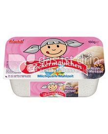 Produktabbildung: frischli Leckermäulchen Mohn-Marzipan 150 g