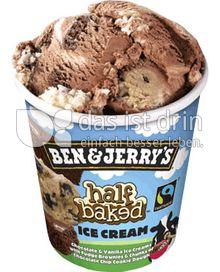 Produktabbildung: Ben & Jerry's Half Baked 500 ml