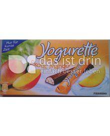 Produktabbildung: Yogurette Exotic Mango 100 g