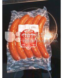 Produktabbildung: Radatz Käsekrainer XXL 700 g