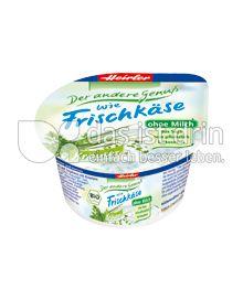 Produktabbildung: Heirler wie Frischkäse Kräuter 150 g