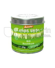 Produktabbildung: Campo Verde Bio Basilikum, gerebelt 20 g