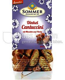 Produktabbildung: Sommer Demeter Dinkel-Cantuccini 150 g