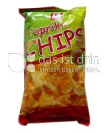 Produktabbildung: K-Classic Paprika Chips 200 g