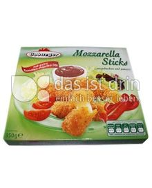 Produktabbildung: Coburger Mozzarella Sticks 350 g