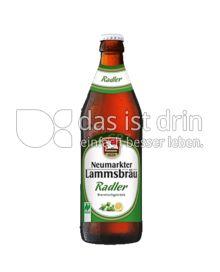 Produktabbildung: Neumarkter Lammsbräu Radler 0,5 l