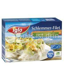 Produktabbildung: iglo Schlemmer-Filet Helgojänger Art 380 g