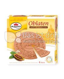 Produktabbildung: Dr. Quendt Oblaten Schoko 150 g