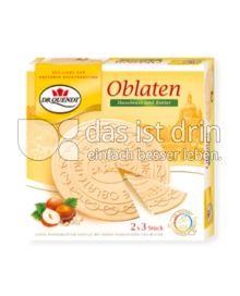 Produktabbildung: Dr. Quendt Oblaten Haselnuss 150 g