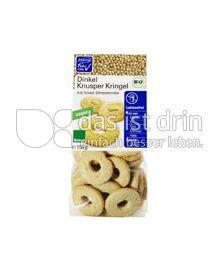 Produktabbildung: Alnaviva Dinkel Knusper Kringel mit feiner Zitronennote 150 g