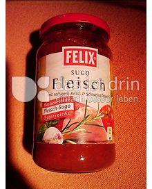 Produktabbildung: Felix Sugo Fleisch 360 g