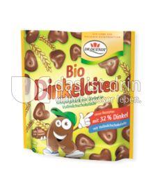 Produktabbildung: Dr. Quendt Bio Dinkelchen Vollmilchschokolade 85 g