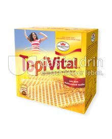 Produktabbildung: Dr. Quendt Topi Vital Waffelbrot 75 g