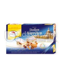 Produktabbildung: Dr. Quendt Stollen Häppchen 110 g