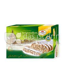 Produktabbildung: Dr. Quendt Echter Dresdner Bio Christstollen 750 g