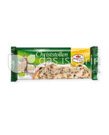 Produktabbildung: Dr. Quendt Bio Christstollen-Scheibe 80 g