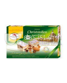 Produktabbildung: Dr. Quendt Bio Christstollen Konfekt 110 g