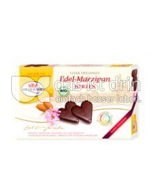 Produktabbildung: Dr. Quendt Bio Dresdner Edel-Marzipan Herzen 110 g