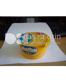 Produktabbildung: Weideglück Unser Landjoghurt Pfirsich + Maracuja 150 g