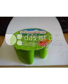Produktabbildung: Weideglück Unser Landjoghurt Apfel + Birne 150 g