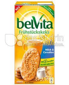 Produktabbildung: belVita Frühstückskeks Milch & Cerealien 300 g