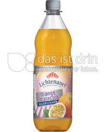 Produktabbildung: Lichtenauer Orange-Maracuja kalorienarm 1 l