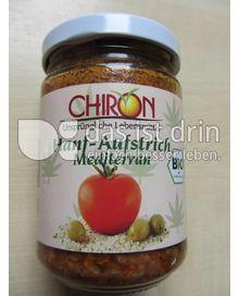Produktabbildung: Chiron Hanf-Aufstrich Mediterran 140 g
