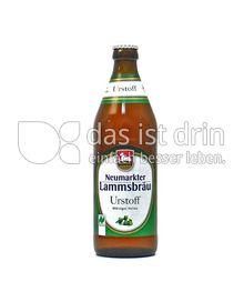 Produktabbildung: Neumarkter Lammsbräu Urstoff 0,5 l