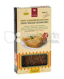 Produktabbildung: Viana Tofu Gemüse Schnitzel 200 g