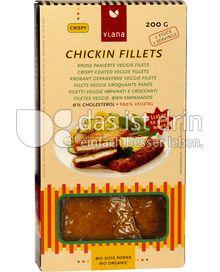 Produktabbildung: Viana Chickin Fillets 200 g