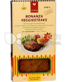 Produktabbildung: Viana Bonanza Veggie Steaks 210 g