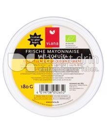 Produktabbildung: Viana Frische Mayonnaise mit Tofu-Ei 180 g