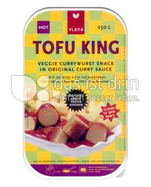 Produktabbildung: Viana Tofu King 250 g
