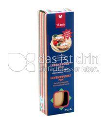 Produktabbildung: Viana Lebenswurst fein 150 g