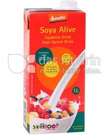Produktabbildung: Soyatoo! Demeter Soya Alive 1 l