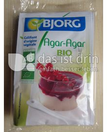 Produktabbildung: Bjorg Agar-Agar Bio 20 g