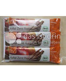 Produktabbildung: Alnaviva Apfel Zimt Riegel 120 g