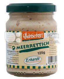 Produktabbildung: Erhardt Meerrettich 125 ml