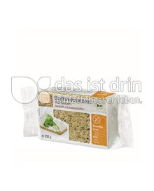 Produktabbildung: Alnaviva Buchweizenbrot mit Sesam 250 g