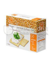 Produktabbildung: Alnaviva Knusperbrot Mais und Reis 150 g