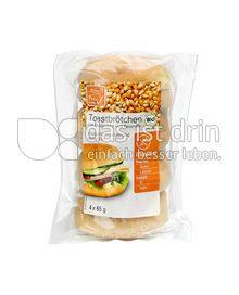 Produktabbildung: Alnaviva Toastbrötchen 260 g