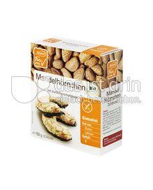 Produktabbildung: Alnaviva Mandelhörnchen 150 g