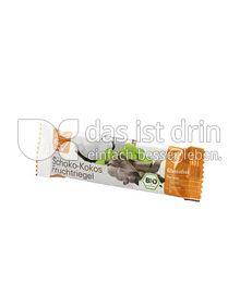 Produktabbildung: Alnaviva Schoko Kokos Fruchtriegel 40 g