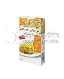 Produktabbildung: Alnaviva 3-Korn Puffer 160 g
