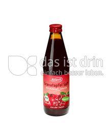 Produktabbildung: Alnavit Granatapfel Saft 330 ml