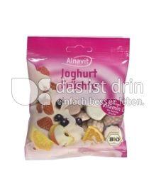 Produktabbildung: Alnaviva Joghurt Früchte 75 g