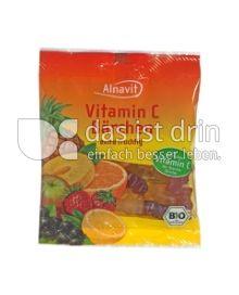Produktabbildung: Alnaviva Vitamin C Bärchen 75 g