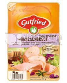 Produktabbildung: Gutfried Hähnchenbrust Honig-Rosmarin 100 g
